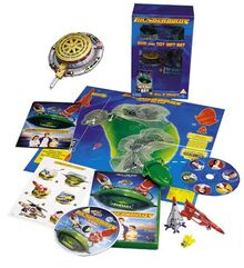 DVD and Toy Gift Pack