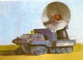 Transmiter truck