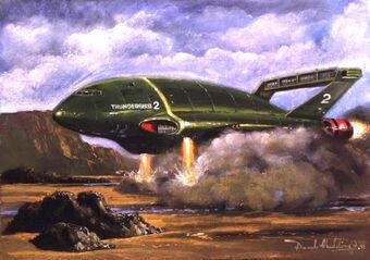 Thunderbird-2-painting