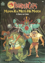Mummra Meets his Match