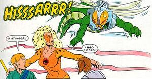 Stinger comic