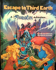Escape to Third Earth
