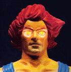 Light up eyes LionO