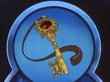 Key of thundera loose