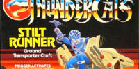LJN Toyline: Stilt Runner