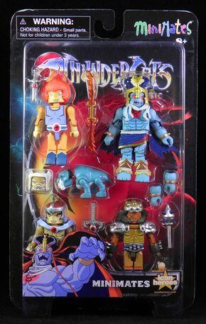 TC Minimates Series 4 Box