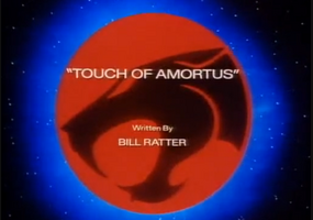Touch of Amortus - Title Card