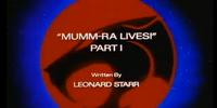 Mumm-Ra Lives! - Part I