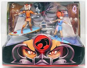 Mattel Thunderkittens Box