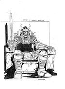 Original Character Art - Baron karnor - 001