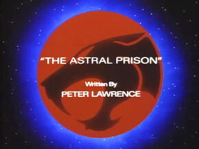 Astral Prison Title Card