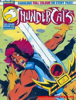 ThunderCats (UK) - 048