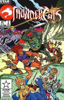 Thundercat comic US 2