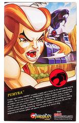 Mattel Pumyra Box Back