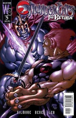 Thundercats the return 5a