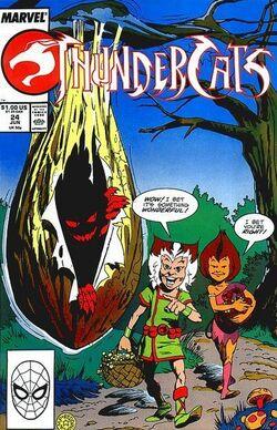Thundercat comic US 24
