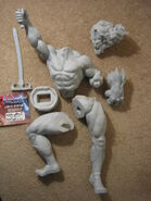 Pop Culture Shock Lion-O Statue Prototype - 004
