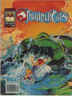 ThunderCats (UK) - 109