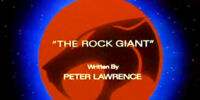 The Rock Giant