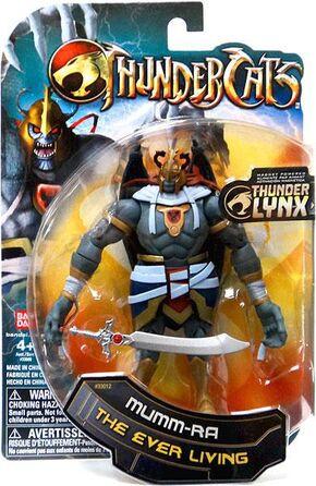 Bandai ThunderCats Mumm-Ra Action Figure Boxed - 02