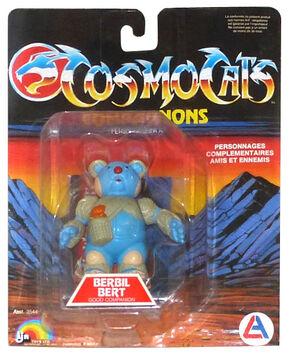 Cosmocats Berbil Bert MOC