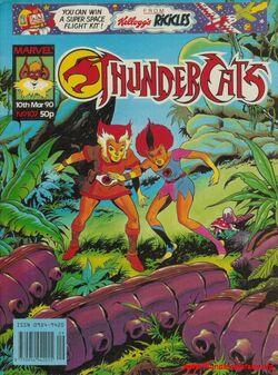 ThunderCats (UK) - 107