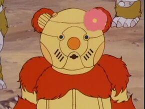 Ro-Bear Belle