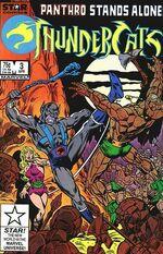 Thundercat comic US 3