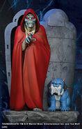 Hard Hero Mumm-Ra and Ma-Mutt Statue - 001