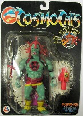Cosmocats Mumm-Ra MOC