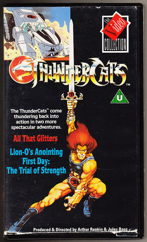 All That Glitters VHS UK