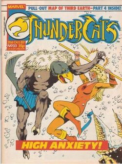 ThunderCats (UK) - 033