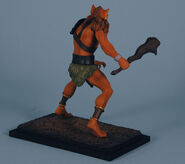Icon Heroes Jackalman Staction Figure - 005