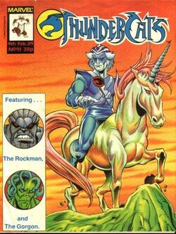 ThunderCats (UK) - 091