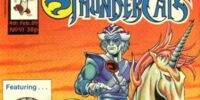 Thundercats (Marvel UK) - Issue 91