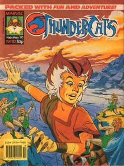 ThunderCats (UK) - 112