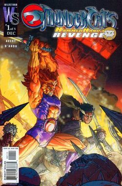 Thundercats Hammers Revenge 1a
