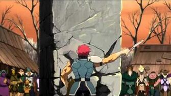 """ThunderCats - """"The Duelist and The Drifter"""" Clip 2"""
