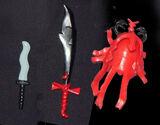 LJN Mumm-Ra Accessories