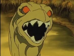 Baleful Swamp Serpent