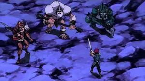 "ThunderCats - ""New Alliances"" Clip 2"