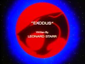 Exodus Title Card
