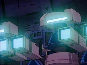 Captain Cracker's Robotic Crew