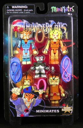 TC Minimates Series 3 Box
