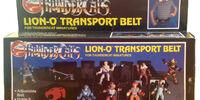 Kidworks Lion-O Transport Belt for Miniatures