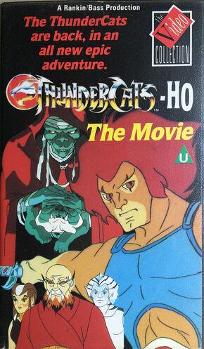 ThunderCats HO VHS UK