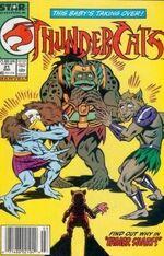 Thundercat comic US 21