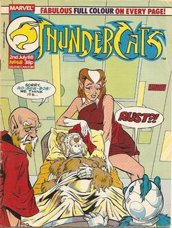 ThunderCats (UK) - 068