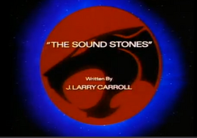 The Sound Stones - Title Card