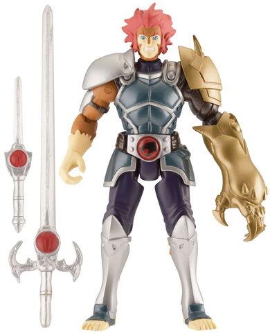 Bandai ThunderCats Lion-O Action Figure 2 - 01